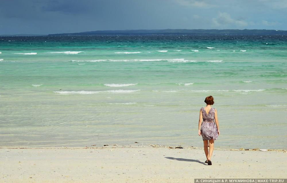Где дешевле всего отдыхать в безвизовой стране с морем