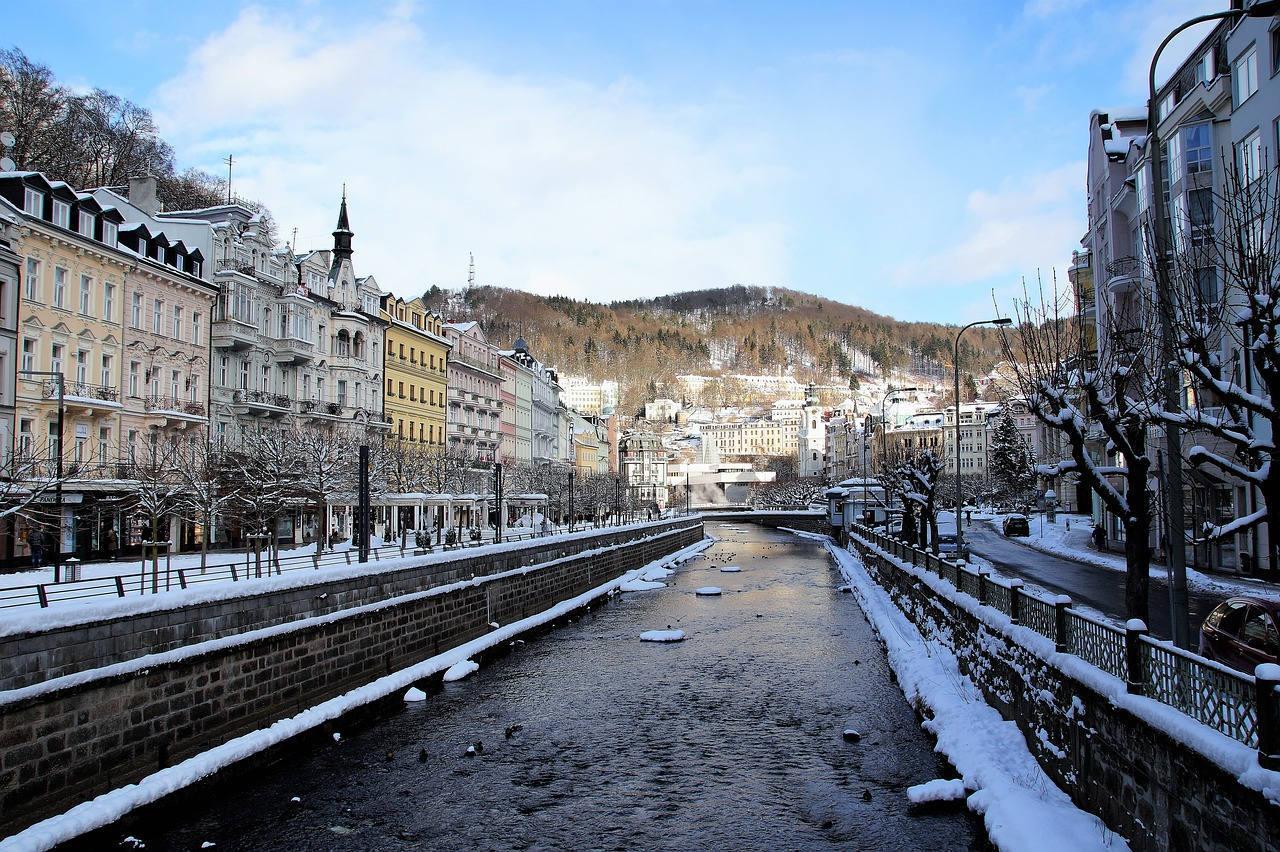 Погода в Европе в феврале