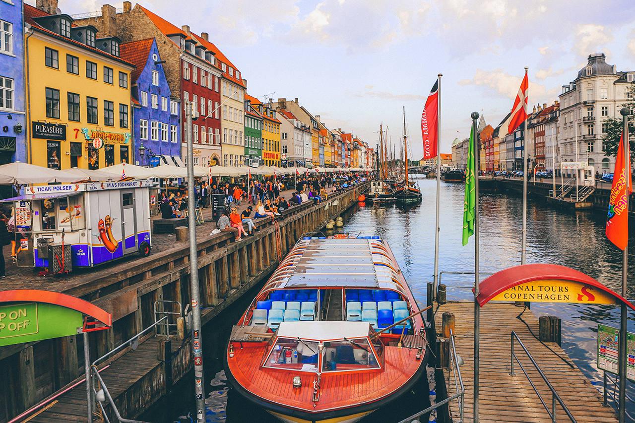 Где отдыхать в Европе в августе