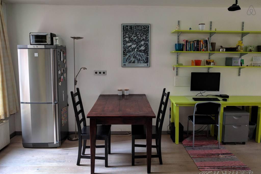 Снять квартиру посуточно в Амстердаме