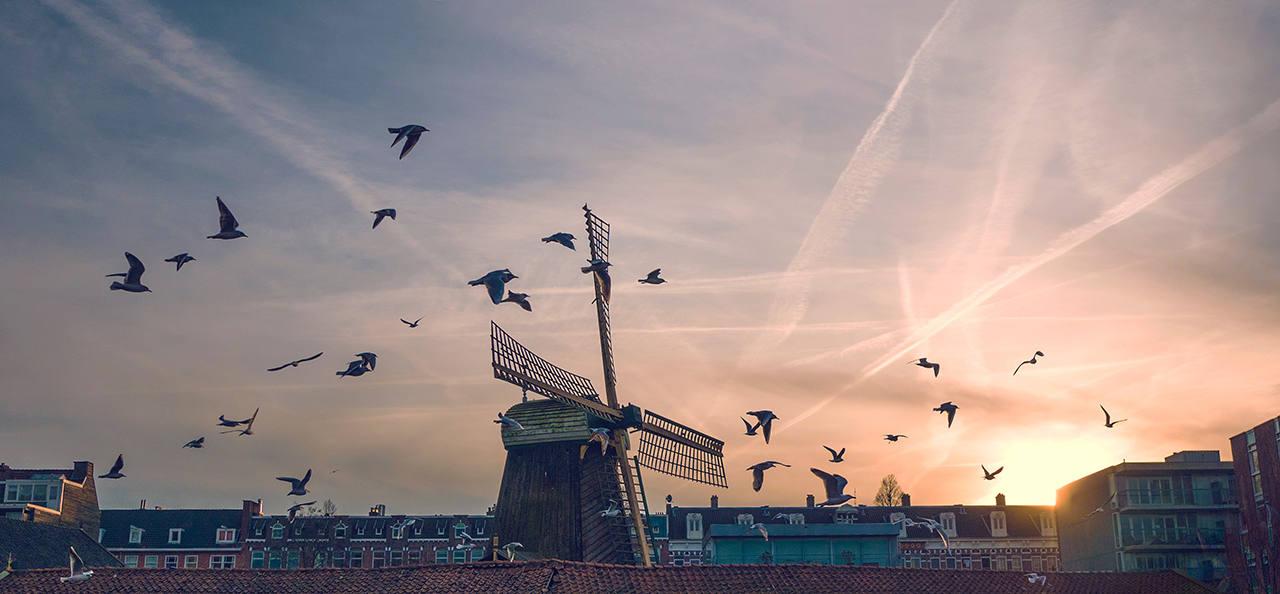 Где остановиться в Амстердаме: 7 вариантов от 84€