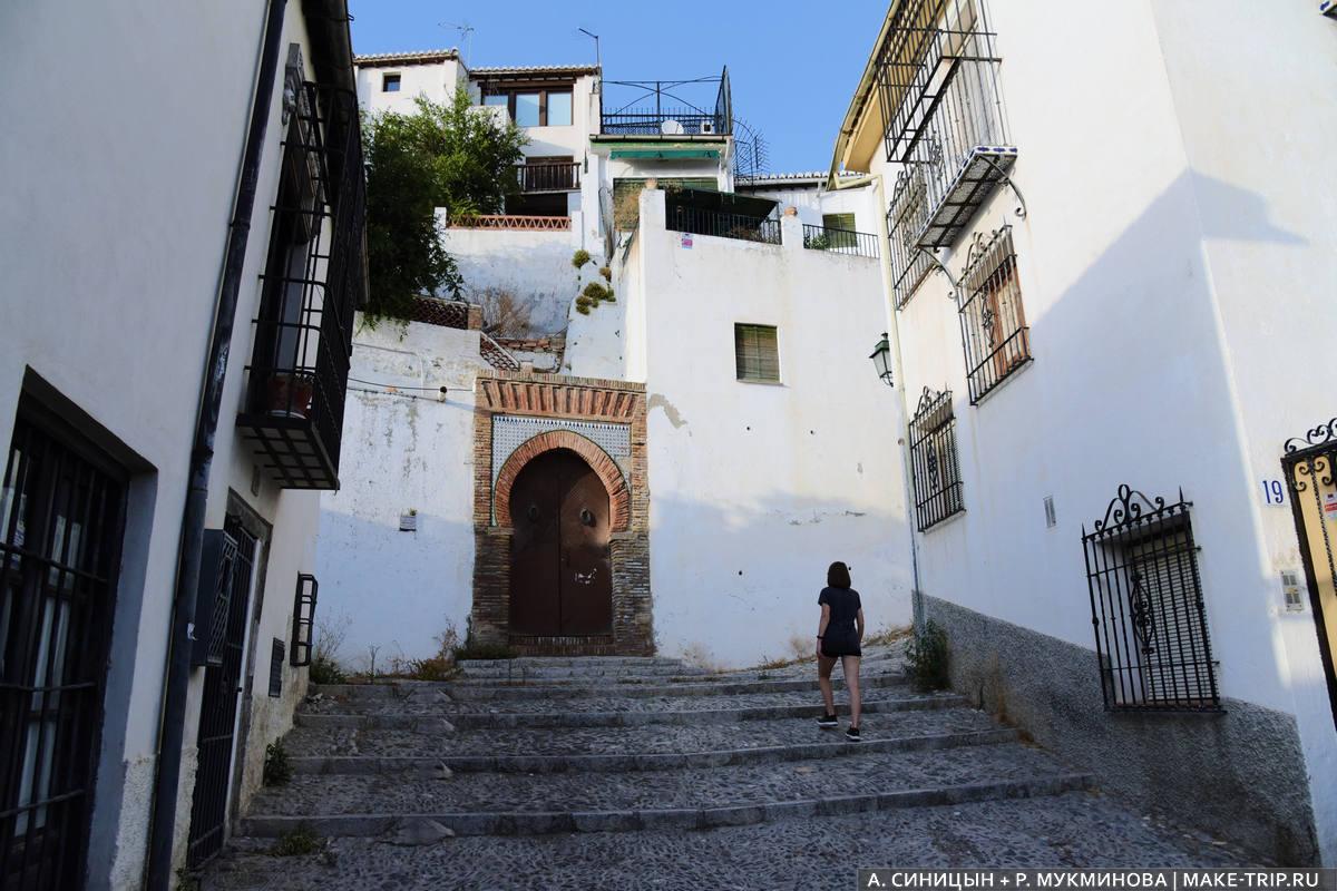 Андалусия достопримечательности
