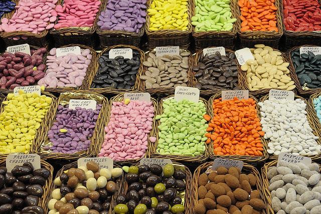 цены на еду в барселоне