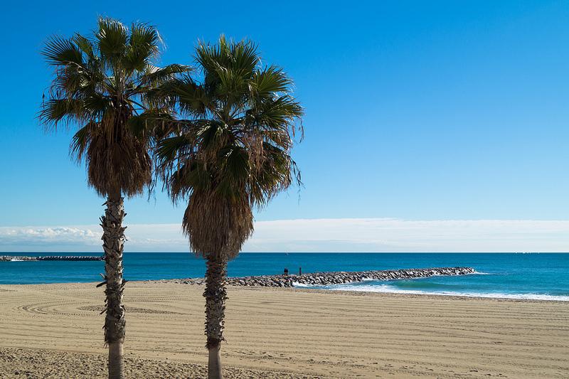 барселона пляжный отдых