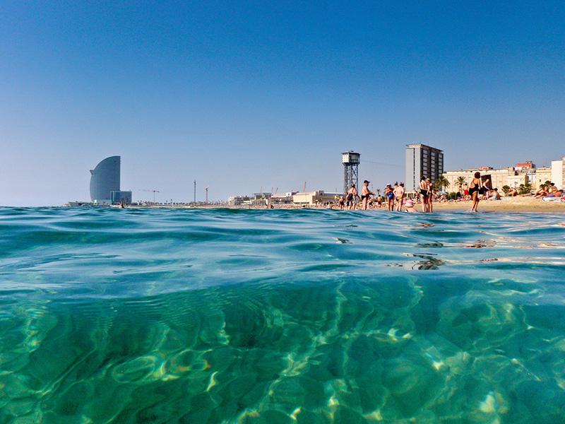 испания барселона отдых на море