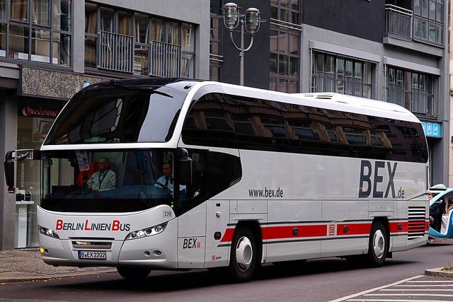 как добраться до мюнхена автобусом