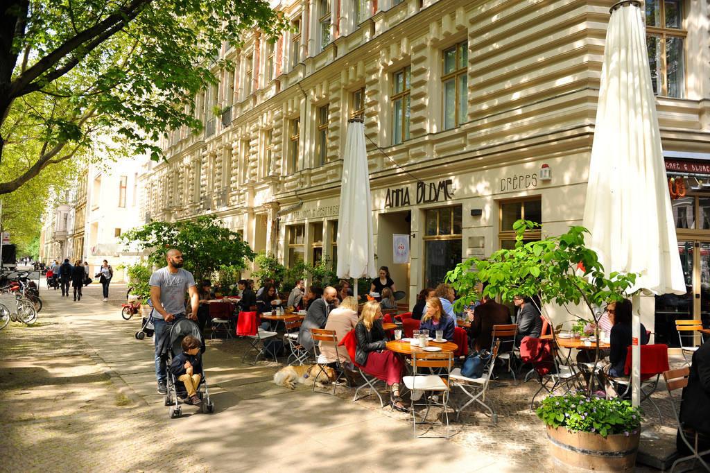 Что посмотреть в Берлине самостоятельно