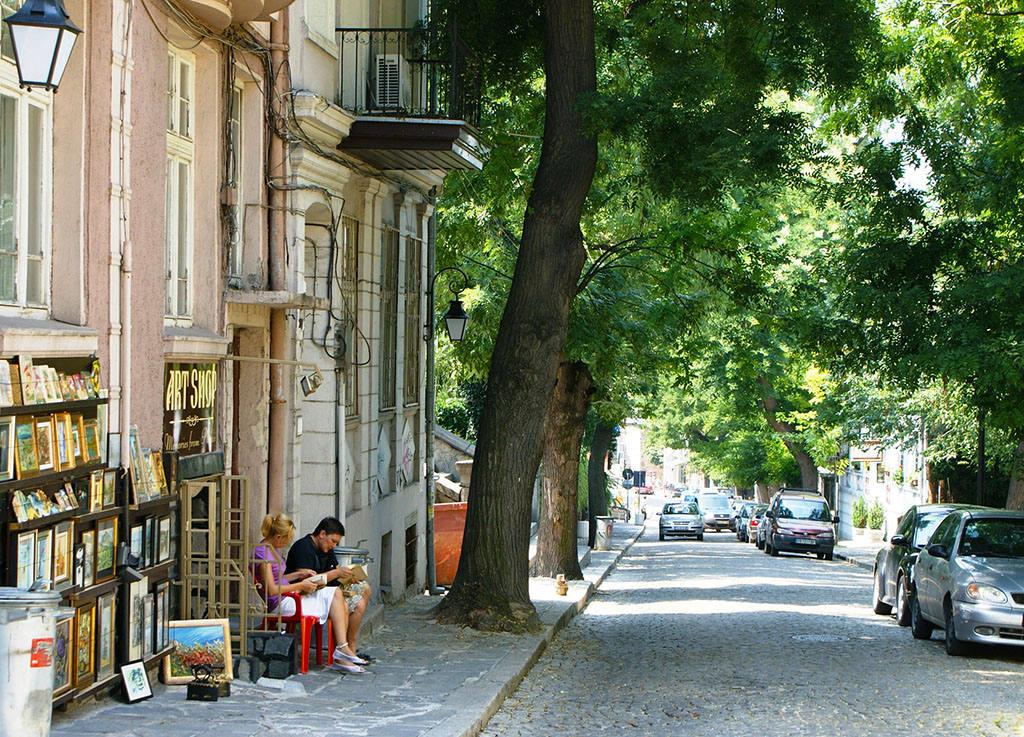 Аренда авто в Пловдиве в Болгарии