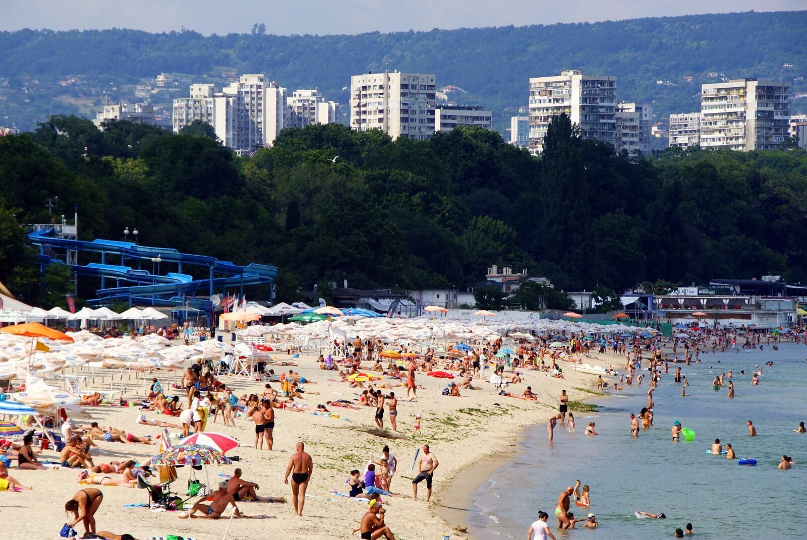 Что посмотреть в Золотые Пески в Болгарии
