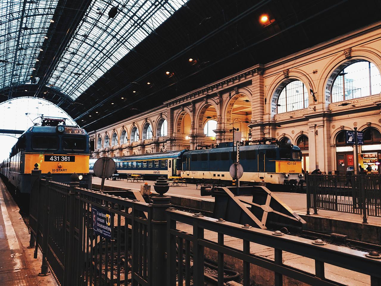 Как доехать из Дебрецена в Будапешт