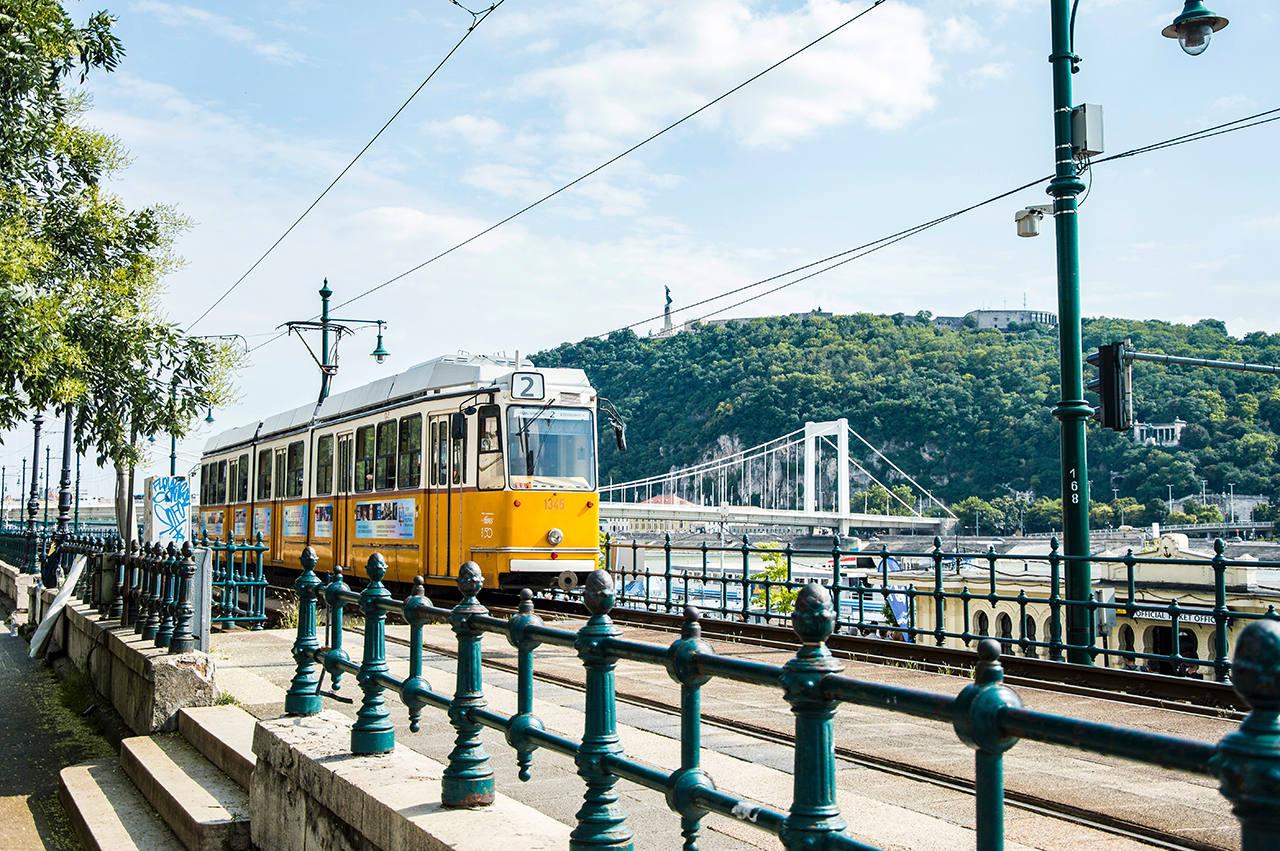 Цены на городской транспорт и метро в Будапеште