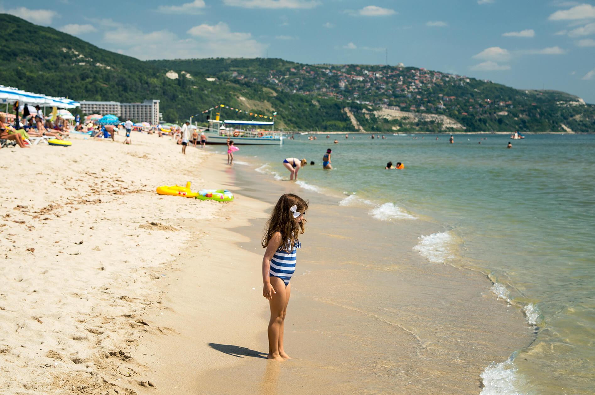где лучше отдыхать в болгарии с детьми