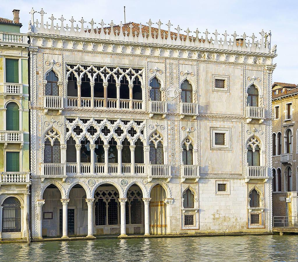 Туристические места в Венеции