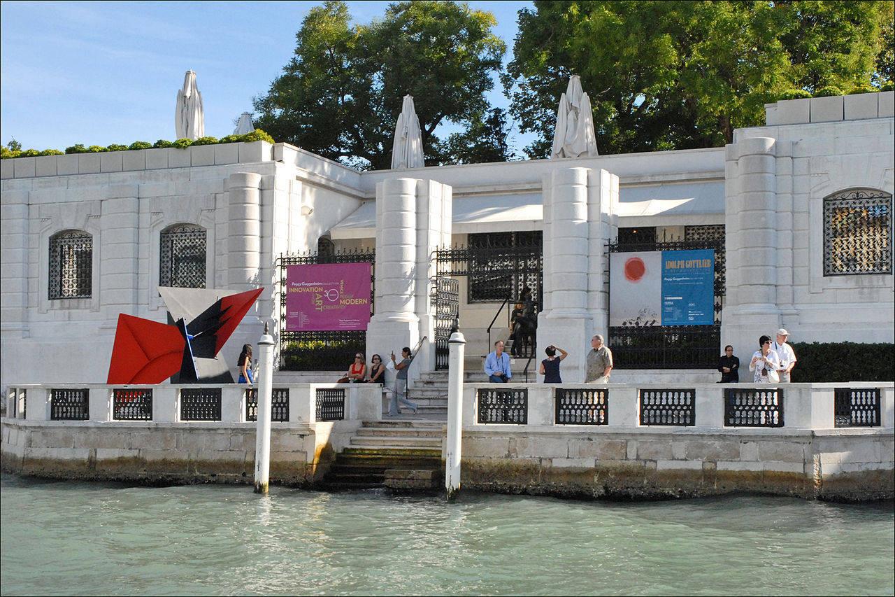 Фото красивых мест в Венеции