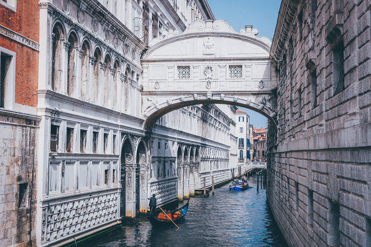 Мосты и каналы Венеции