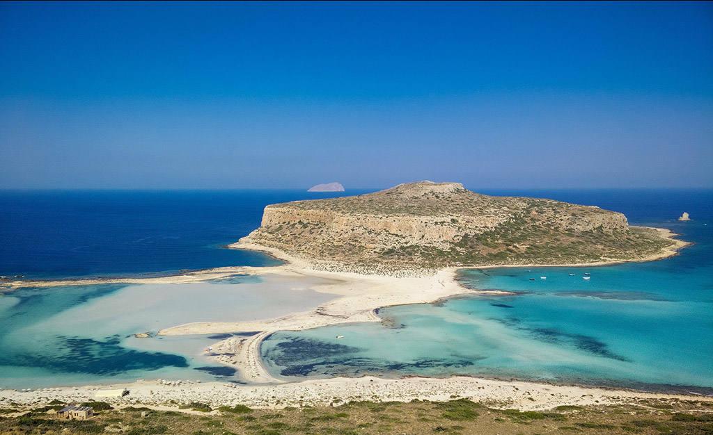 Отдых на Крите на песчаном пляже