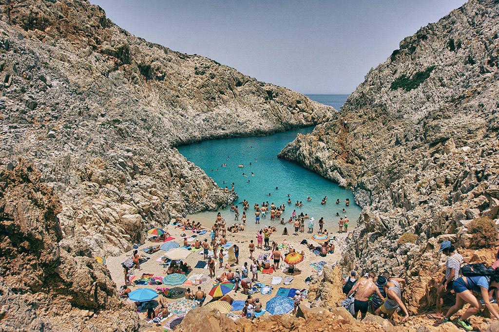Пляжный отдых на море в мае за границей
