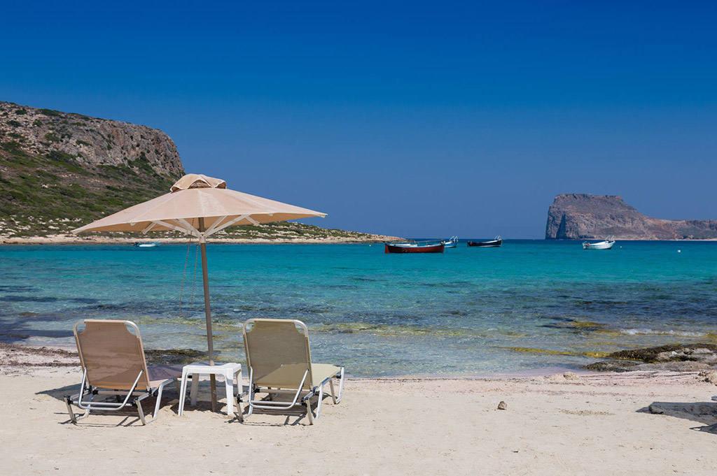 Отели Крита с песчаным пляжем