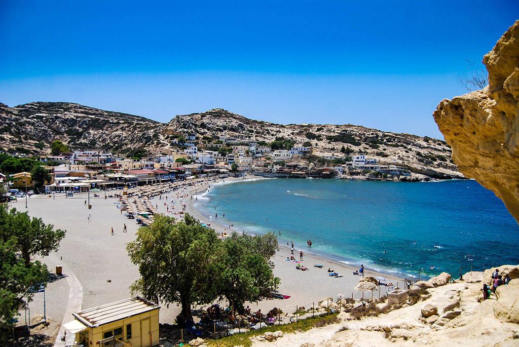Отзывы об отдыхе на Крите в Греции