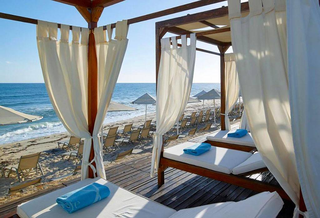 Лучшие отели Крита с песчаным пляжем 5 звезд