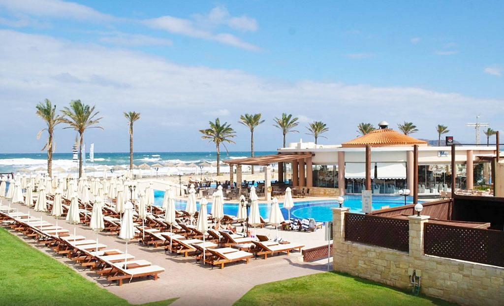 Курорты Крита с песчаными пляжами