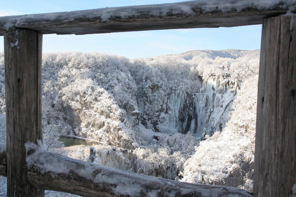где отдохнуть в хорватии зимой