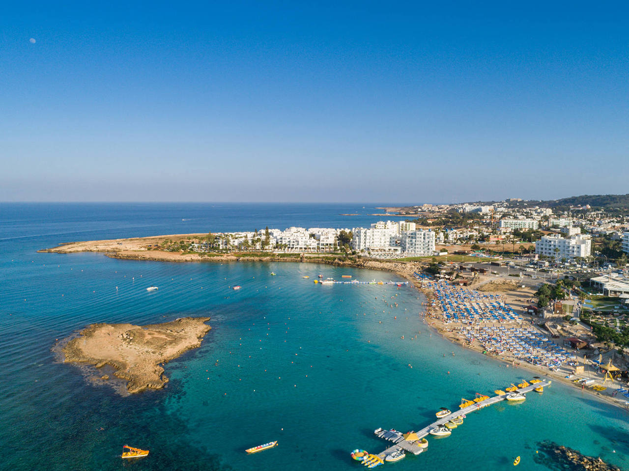 Лучшие отели и пляжи для отдыха с детьми на Кипре