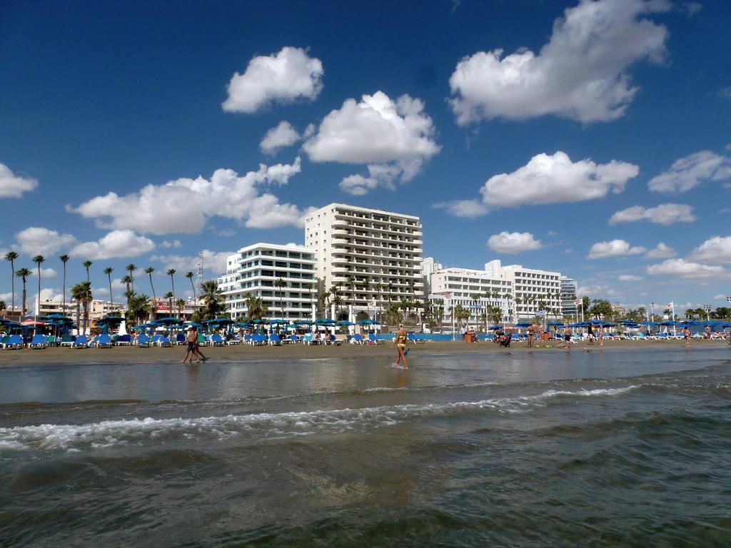 Пляжи Кипра для отдыха с детьми