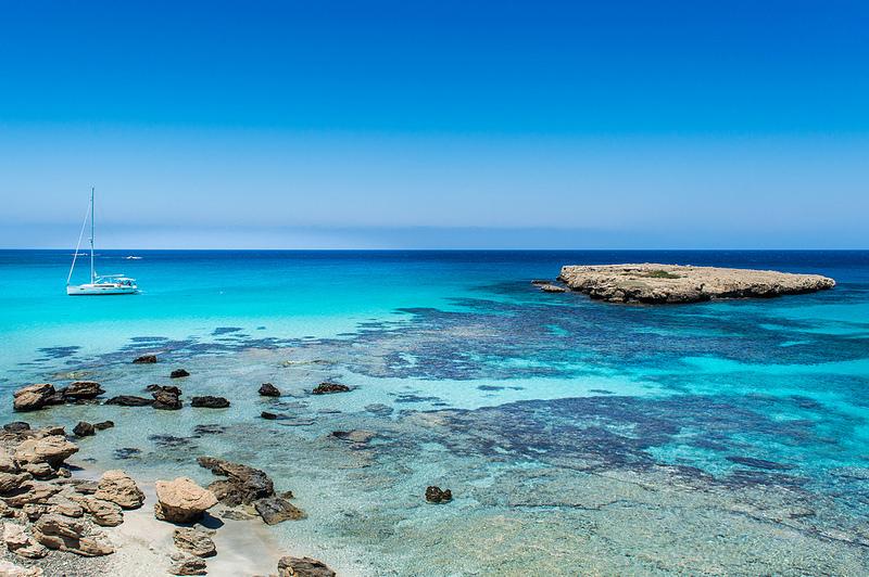 отдых за границей у моря на кипре