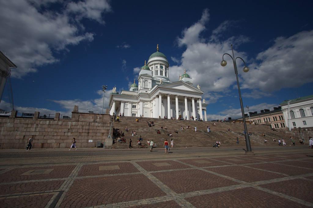 Что посмотреть в Финляндии летом на машине