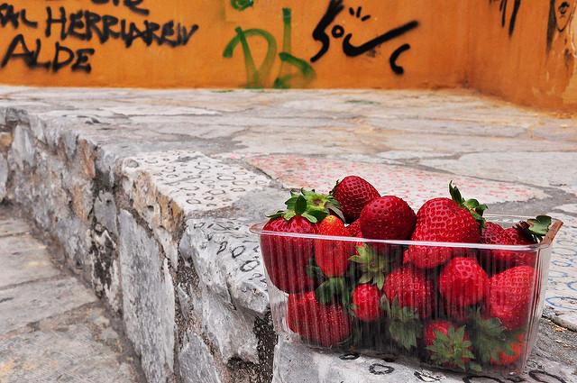 цены на еду в Греции в 2016 году