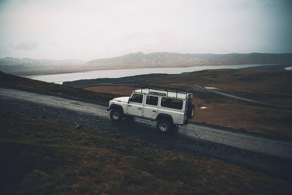 Путешествие на авто в Исландии