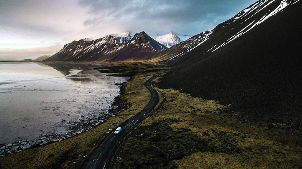 Куда доехать на машине в Исландии