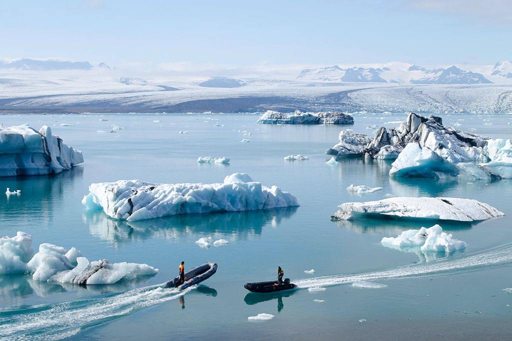 Туристические маршруты по Исландии