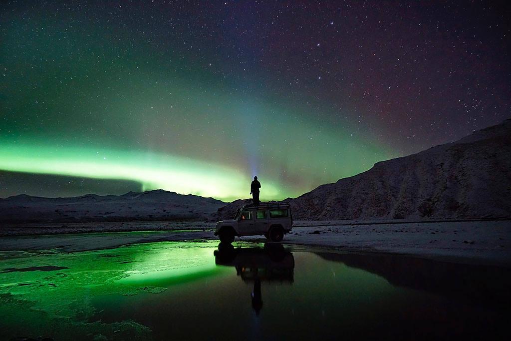Самостоятельная поездка по Исландии на автомобиле