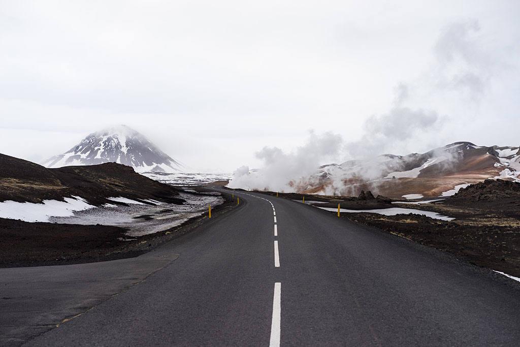 Цены на бензин в Исландии