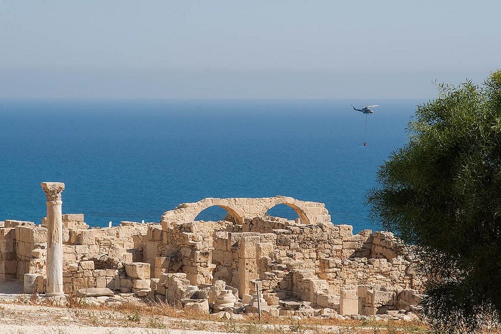 Маршрут по Кипру на машине