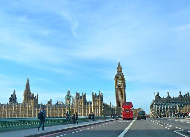 туры в лондон на новый год 2016