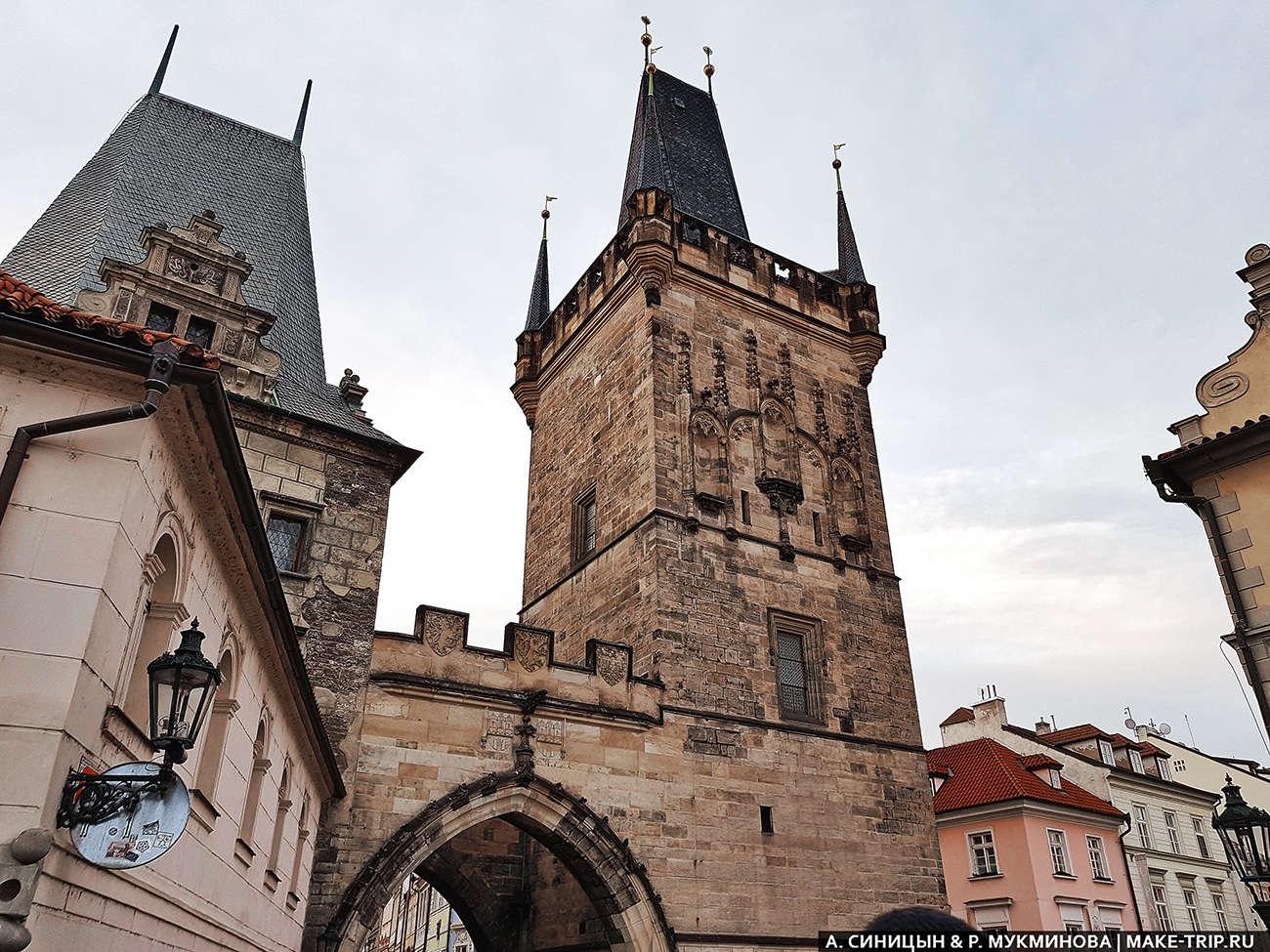 Температура воздуха в Праге по месяцам
