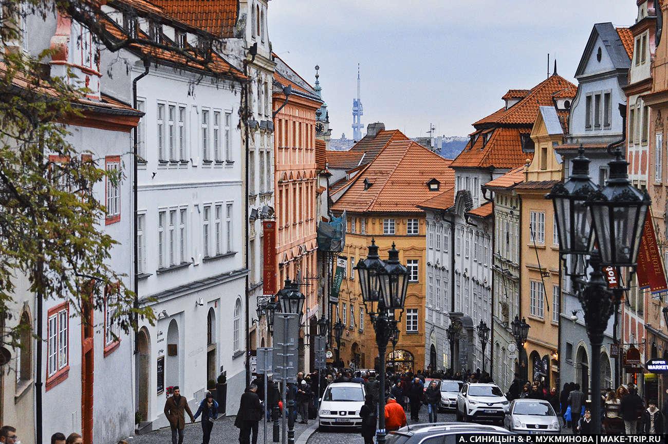Когда ехать в Прагу