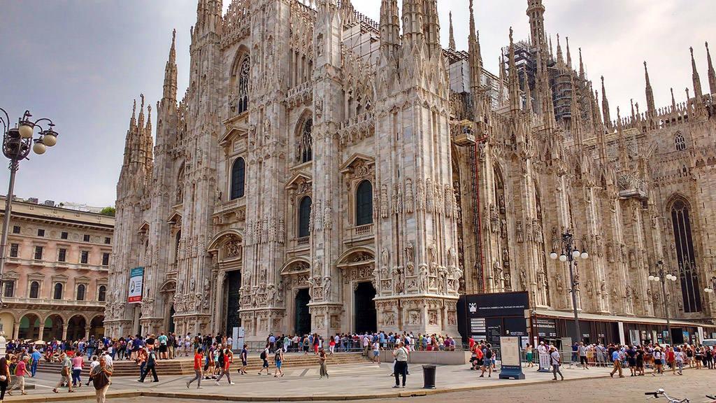 Что можно посмотреть в Милане за 1 день