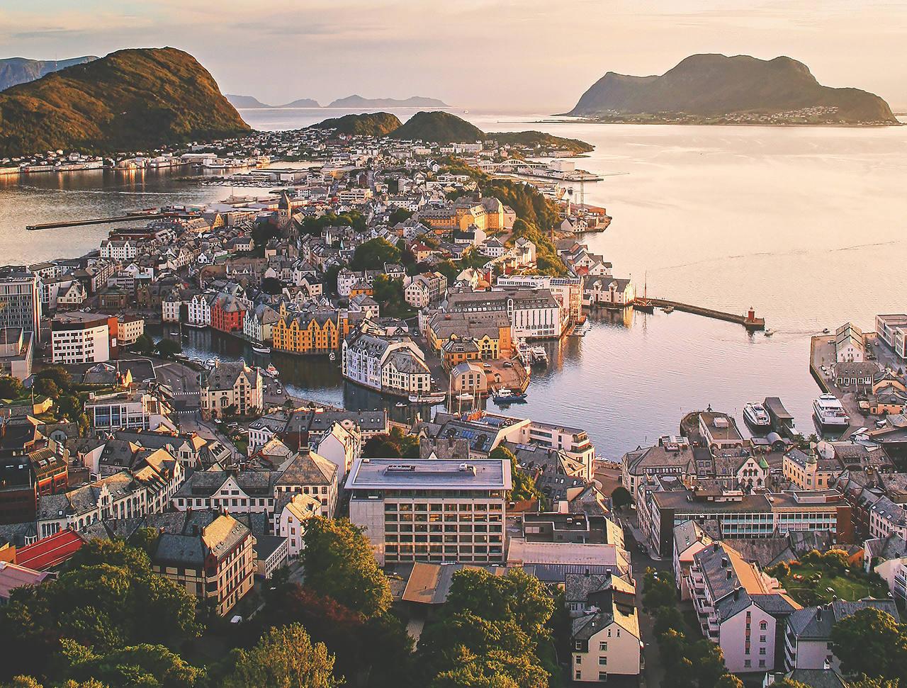 Цены на билеты в Норвегию