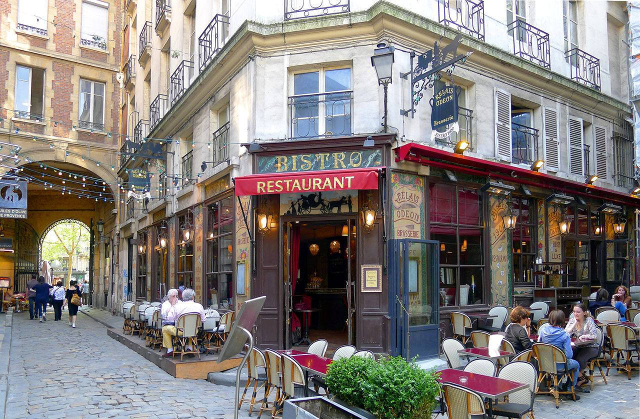 Известные и популярные места в Париже