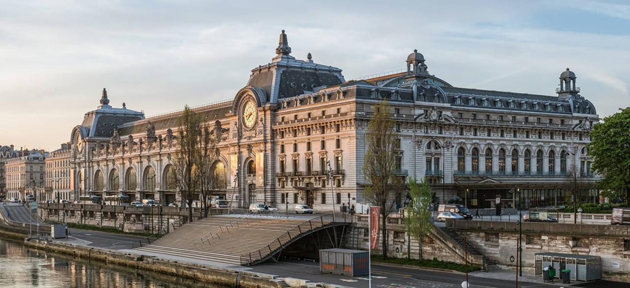 Где отдохнуть в Париже