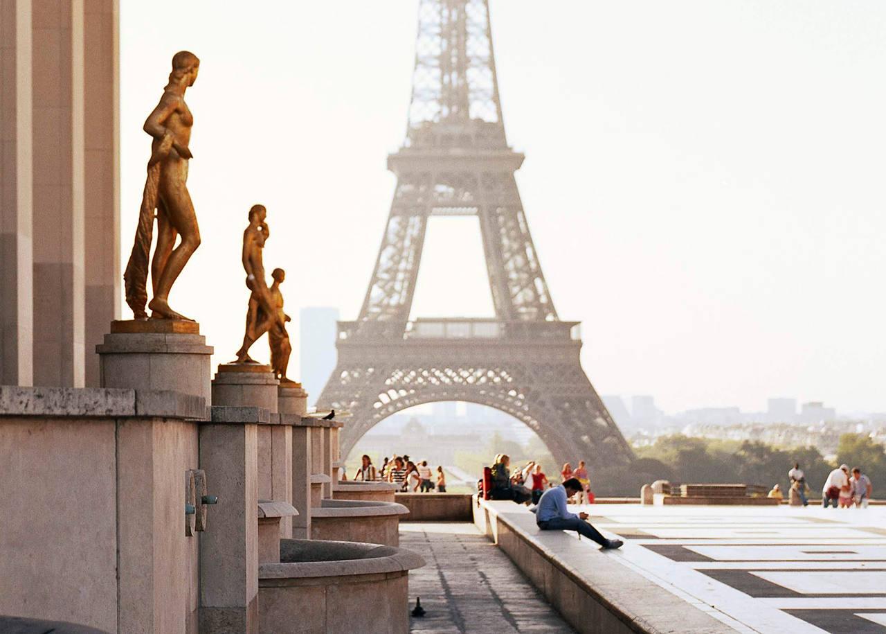 Куда поехать в Европу в июле