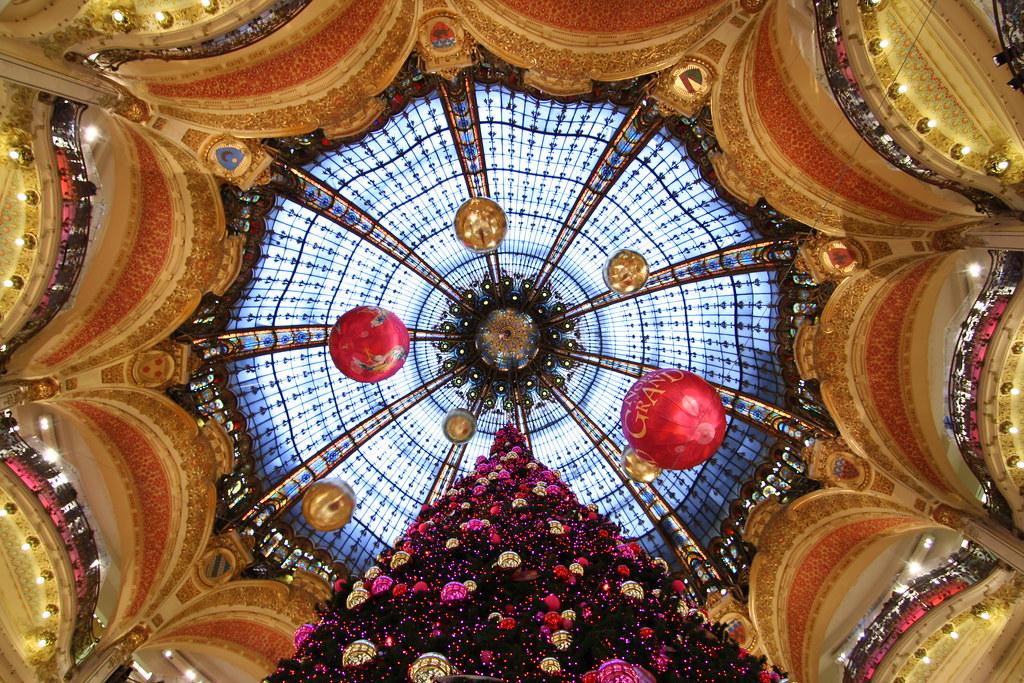 туры в париж на новый год