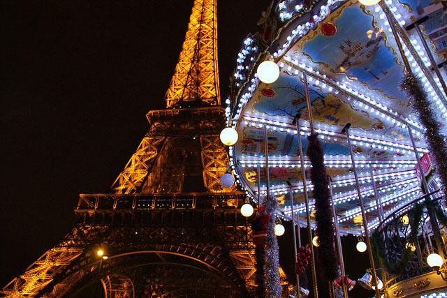 новый год в париже 2019