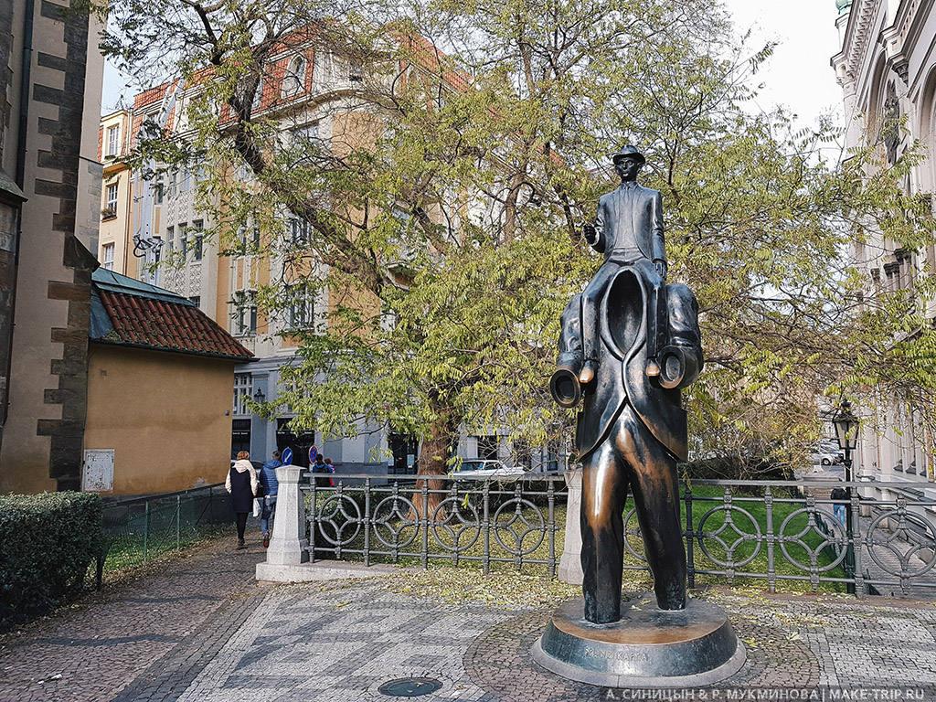 Достопримечательности Еврейского квартала в Праге