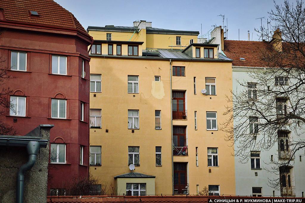 Отдых в Праге