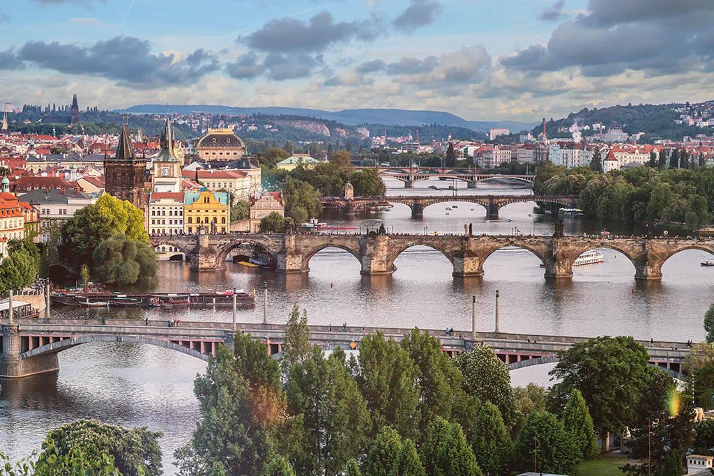Когда отдыхать в Праге